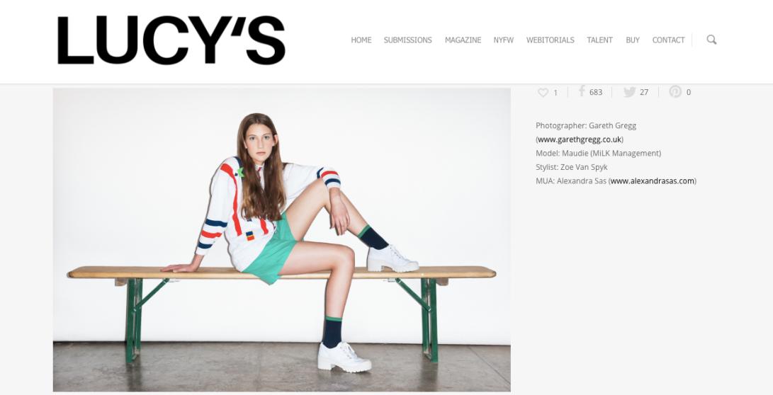 Lucy's Magazine 2